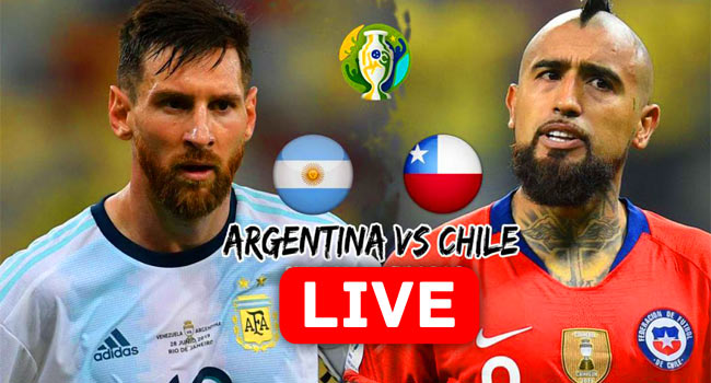 Argentina vs Chile COPA AMERICA LIVE Streaming