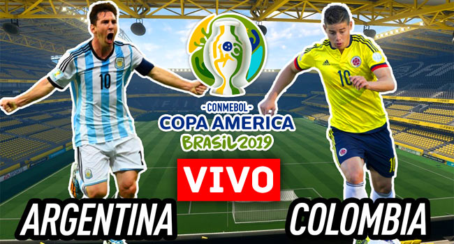 Argentina vs Colombia COPA AMERICA LIVE Streaming