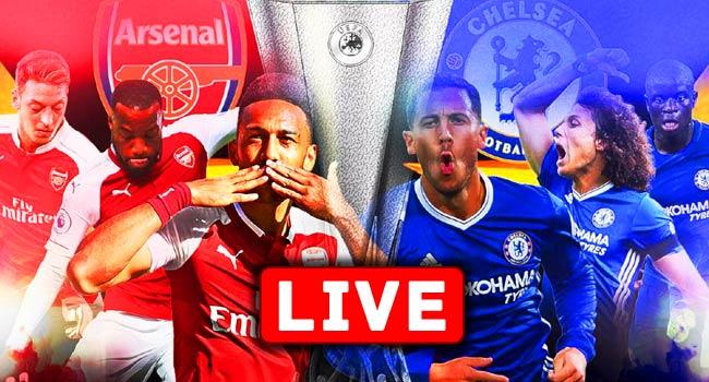 Chelsea vs Arsenal UEFA Europa League FINAL Live Streaming