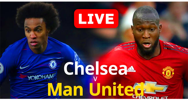 Manchester United vs Chelsea Premier League Live Streaming