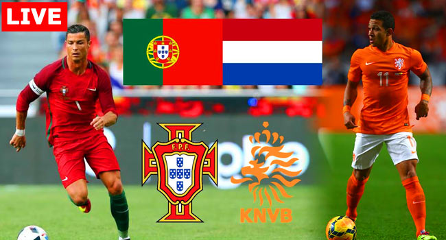 Portugal vs Netherlands UEFA Nations League FINAL LIVE Streaming