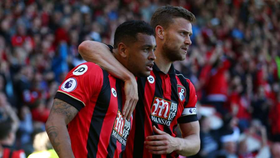 Bournemouth from Premier League Table